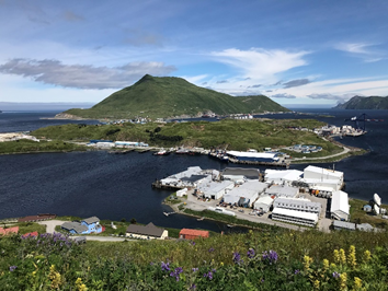 GCI Builds Fiber to Dutch Harbor Alaska