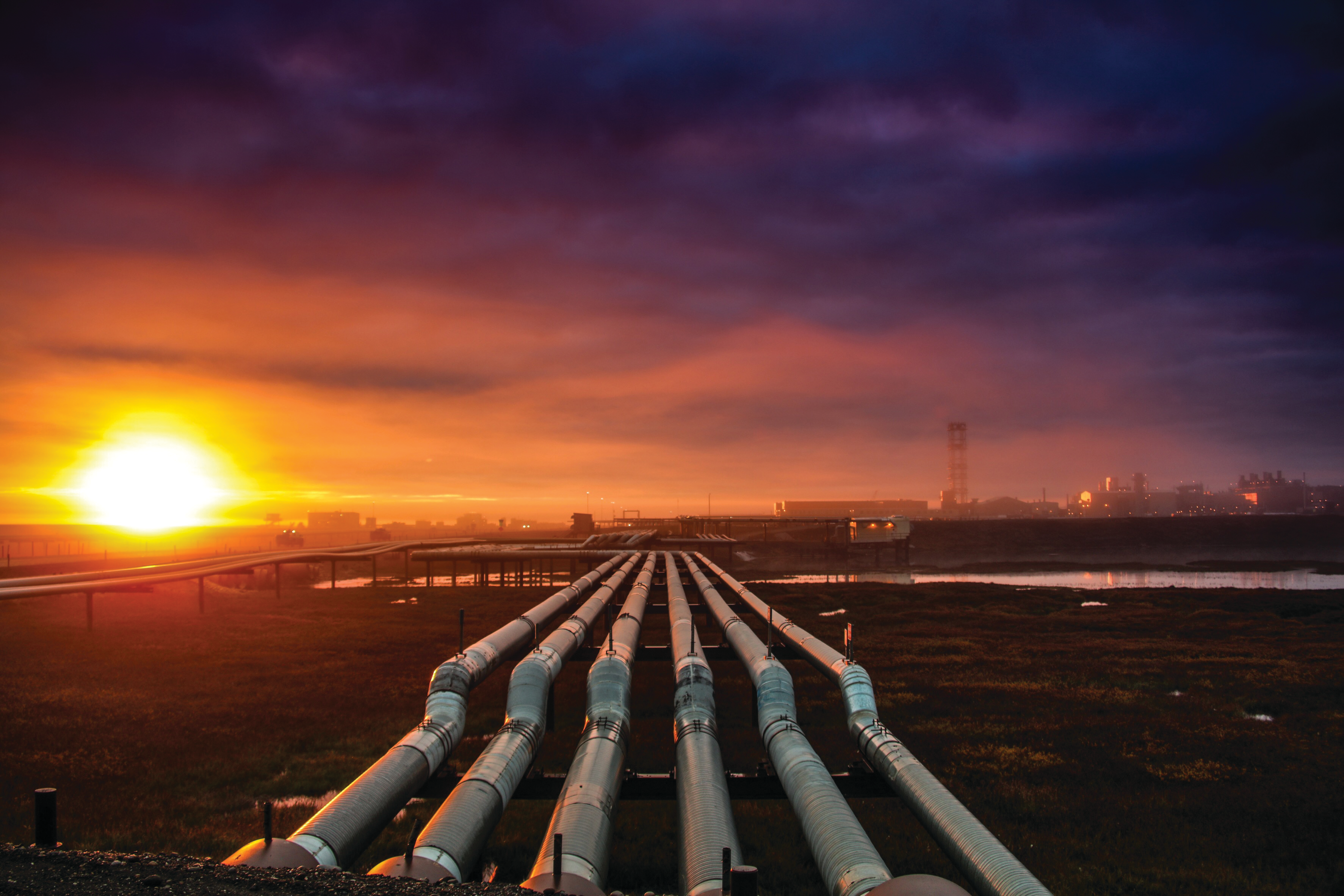 GCI is equipping smart oil fields with tech solutions like IIoT and AR to help oil companies make faster and better-informed decisions.